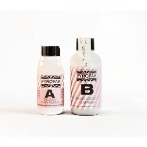 AB-Powder - Coliseum Gold Sparkle